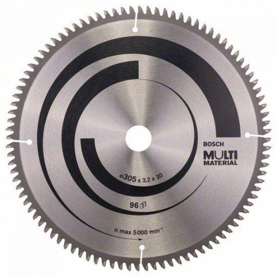 Bosch Körfűrészlap, Multi Material 305 x 30 x 3,2 mm; 96