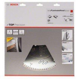 Bosch Körfűrészlap, Top Precision Best for Laminated Panel Abrasive 300 x 30 x 3,2 mm, 96