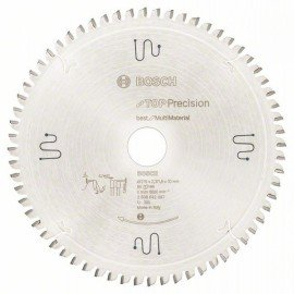 Bosch Körfűrészlap, Top Precision Best for Multi Material 216 x 30 x 2,3 mm, 64