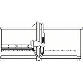 Bosch Körfűrészlap, Top Precision Best for Wood 250 x 30 x 3,2 mm, 40