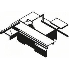 Bosch Körfűrészlap, Top Precision Best for Wood 250 x 30 x 3,2 mm, 80