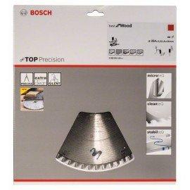 Bosch Körfűrészlap, Top Precision Best for Wood 254 x 30 x 2,3 mm, 60
