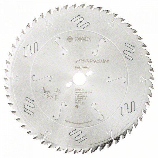 Bosch Körfűrészlap, Top Precision Best for Wood 350 x 30 x 3,5 mm, 54