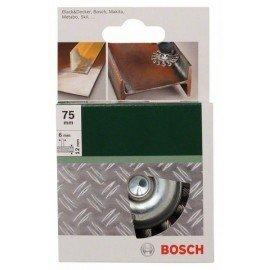 Bosch Korongkefe fúrógépekhez – fonott drót, 75 mm Átmérő = 75 mm