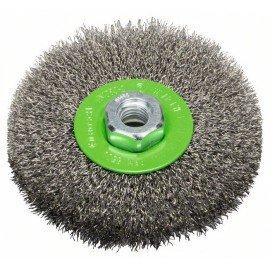Bosch Korongkefe, rozsdamentes 115 mm, 0,3 mm, M14