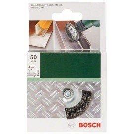 Bosch Korongkefék fúrógépekhez – hullámosított drót, 50 mm Átmérő = 50 mm