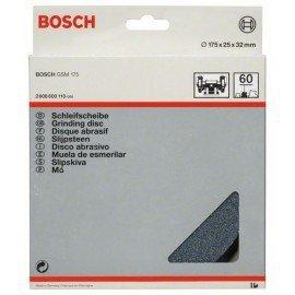 Bosch Köszörűkorong kettős köszörűgéphez 175 mm, 32 mm, 60