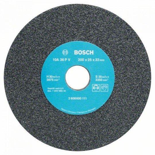 Bosch Köszörűkorong kettős köszörűgéphez 200 mm, 32 mm, 36