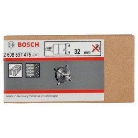 Bosch Központosító kereszt száraz fúrókoronához és dobozsüllyesztőhöz 32 mm