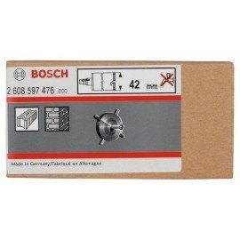 Bosch Központosító kereszt száraz fúrókoronához és dobozsüllyesztőhöz 42 mm