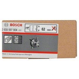 Bosch Központosító kereszt száraz fúrókoronához és dobozsüllyesztőhöz 62 mm