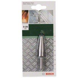 Bosch Króm-vanádium kúpos lemezfúró D= 5,0 mm; L= 71 mm