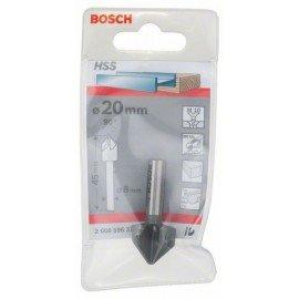Bosch Kúpos süllyesztő 20,0 mm, M 10, 45 mm, 8 mm