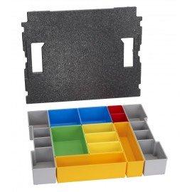 Bosch L-BOXX 102 inset box készlet 12 db