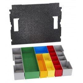 Bosch L-BOXX 102 inset box készlet 13 db