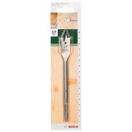 Bosch Lapos marófúró, hatlapú D= 17,0 mm; L= 160 mm