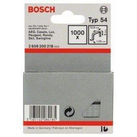 Bosch Laposhuzal-kapocs, típus: 54 12,9 x 1,25 x 6 mm