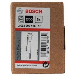 Bosch Laposvéső, SDS-max 600 x 25 mm