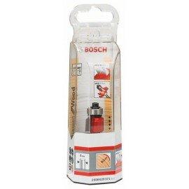 Bosch Lekerekítő maró 8 mm, D 16,7 mm, R1 2 mm, L 12,7 mm, G 55 mm