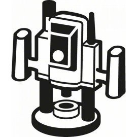 Bosch Lekerekítő maró 8 mm, D 44,4 mm, R1 15,9 mm, L 22,2 mm, G 64 mm