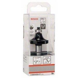 Bosch Lekerekítő marók 12 mm, R1 12 mm, L 19 mm, G 70 mm