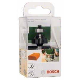 Bosch Lekerekítő marók 9 mm, D1 24,7 mm, L 13,2 mm, G 53 mm