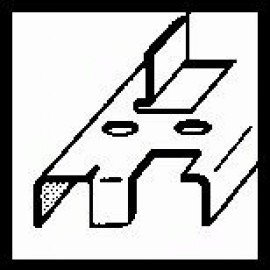 Bosch Lemez-kúpfúró, hengeres 5-20 mm, 71 mm, 8 mm