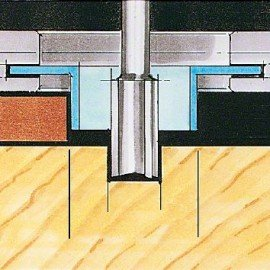 Bosch Másolóhüvely Átmérő = 13 mm