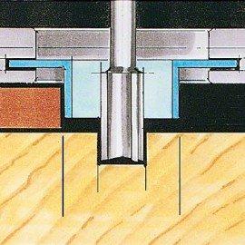 Bosch Másolóhüvely Átmérő = 27 mm