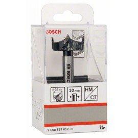 Bosch Műfúró, keményfémlapkás 34 x 90 mm, d 10 mm