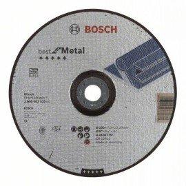 Bosch Nagyolótárcsa, hajlított, Best for Metal A 2430 T BF, 230 mm, 7,0 mm