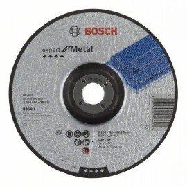 Bosch Nagyolótárcsa, hajlított, Expert for Metal A 30 T BF, 180 mm, 4,8 mm