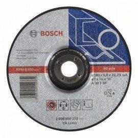 Bosch Nagyolótárcsa, hajlított, Expert for Metal A 30 T BF, 180 mm, 6,0 mm