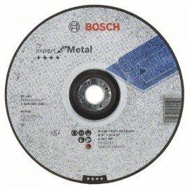 Bosch Nagyolótárcsa, hajlított, Expert for Metal A 30 T BF, 230 mm, 6,0 mm