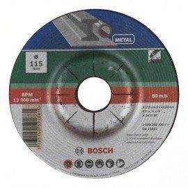 Bosch Nagyolótárcsa, hajlított, fém D= 115 mm