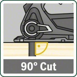 Bosch NanoBlade fűrész AdvancedCut 50