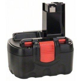 Bosch NiMH akkumulátor, 14,4 V 1,5 Ah, betolható típus, LD