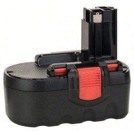 Bosch NiMH akkumulátor, 18 V 1,5 Ah, betolható típus, LD