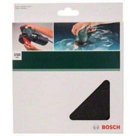 Bosch Polírozó szivacs excentercsiszolókhoz, 150 mm Tépőzár