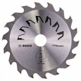 Bosch PRECISION körfűrészlap D= 130 mm; Furat= 20 mm; Z= 18