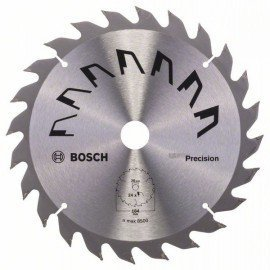 Bosch PRECISION körfűrészlap D= 184 mm; Furat= 16 mm; Z= 24