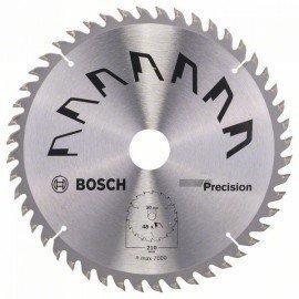 Bosch PRECISION körfűrészlap D= 210 mm; Furat= 30 mm; Z= 48