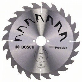 Bosch PRECISION körfűrészlap D= 230 mm; Furat= 30 mm; Z= 24