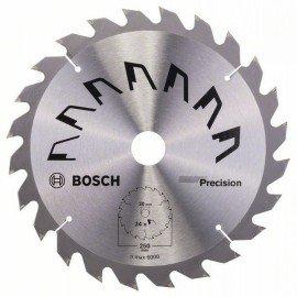 Bosch PRECISION körfűrészlap D= 250 mm; Furat= 30 mm; Z= 24