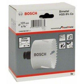 "Bosch Progressor lyukfűrész 121 mm, 4 3/4"""