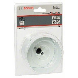 "Bosch Progressor lyukfűrész 89 mm, 3 1/2"""