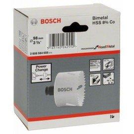 "Bosch Progressor lyukfűrész 98 mm, 3 7/8"""