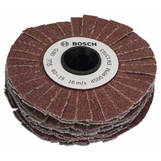 Bosch PRR 250 ES rendszertartozék Csiszolóhenger (rugalmas)
