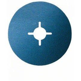 Bosch R574 fíber csiszolótárcsa, Best for Metal D= 115 mm; K= 36
