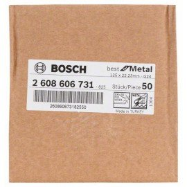 Bosch R574 fíber csiszolótárcsa, Best for Metal D= 125 mm; K= 24
